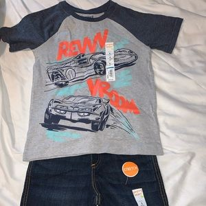 Boys short bundle